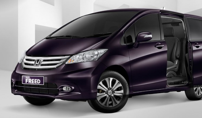 New Honda Freed